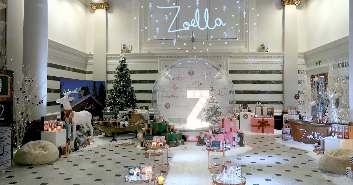 Zoella Lifestyle Christmas Gifting Collection 2017 ...