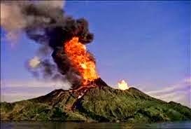 Makna Dan Arti Mimpi Melihat Gunung Meletus