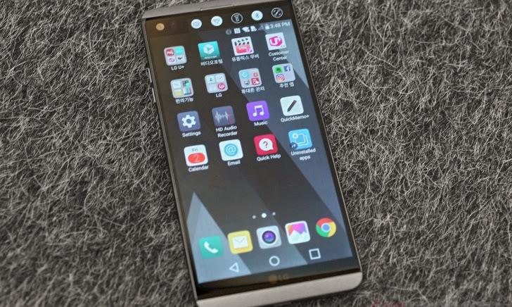 LG V20 Kesempurnaan Di Setiap Sisi
