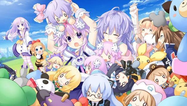 Hyperdimension Neptunia Re;birth3 Save Game