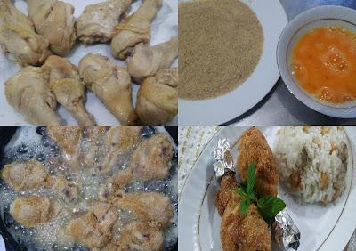 tavuk baget nasıl yapılır