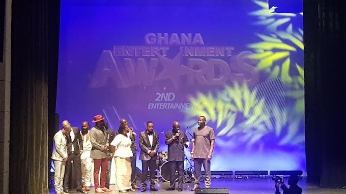 Nana Aba, Abeiku Santana, Stonebwoy, Jessica Opare and more win at Ghana Entertainment Awards USA