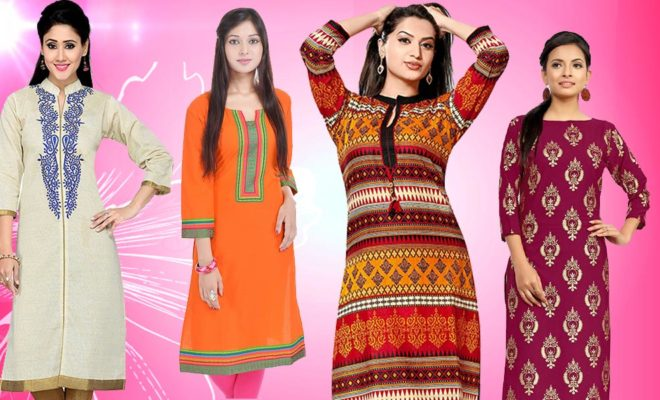 21172b90b Top 10 Best Designer Kurtis Collection Under 500