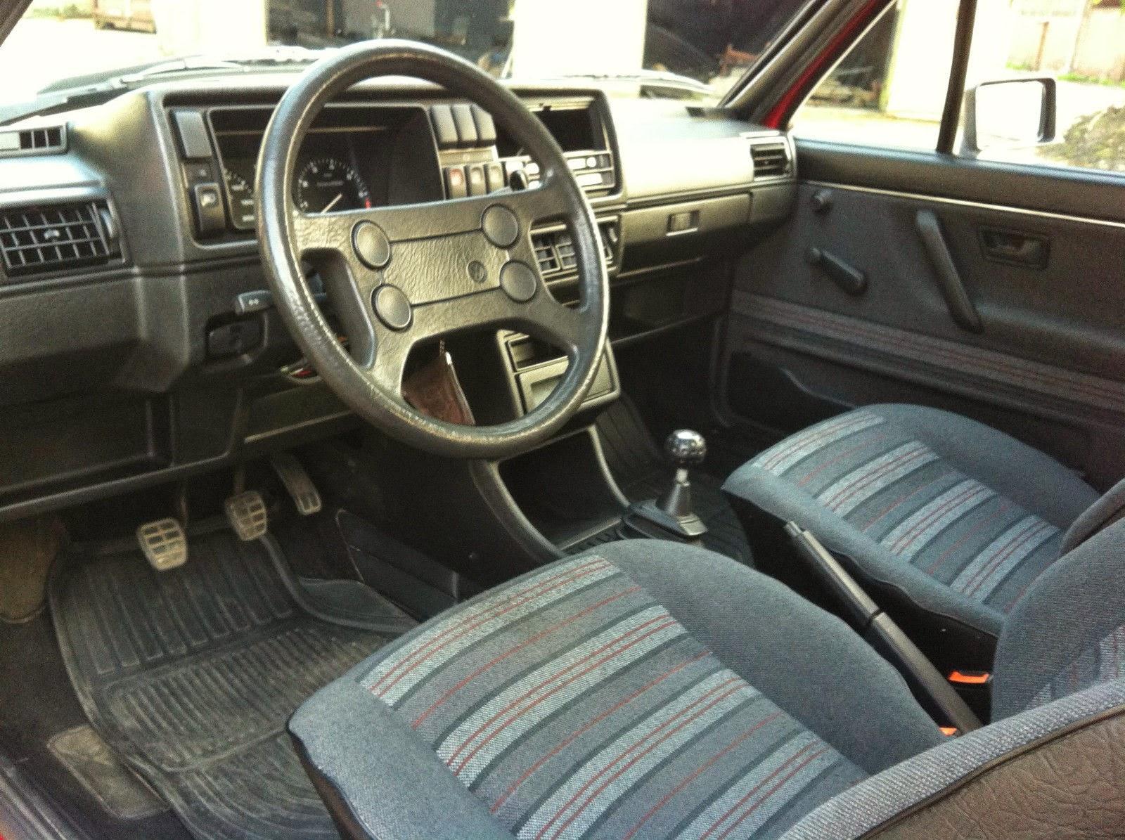 VW Golf For Sale >> 1985 Volkswagen Golf GT MK2 not GTi - Buy Classic Volks