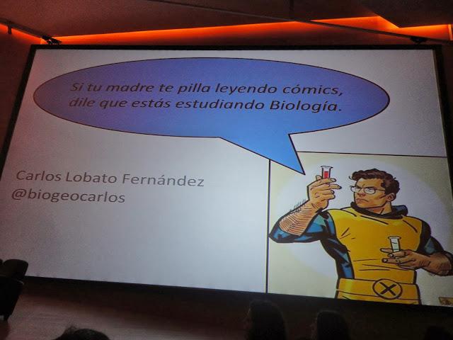 Resultado de imagen de Carlos lobato biogeocarlos