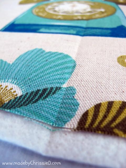 Hidden Zipper Tute by www.madebyChrissieD.com