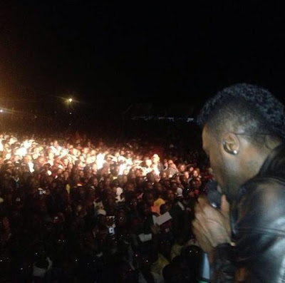 psquare invasion concert malawi