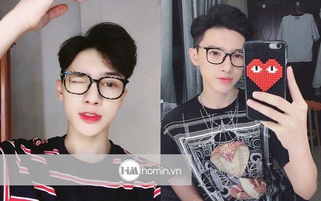 Hot face Trần Nguyễn Phúc Duy