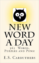 New Word A Day - Book on Amazon