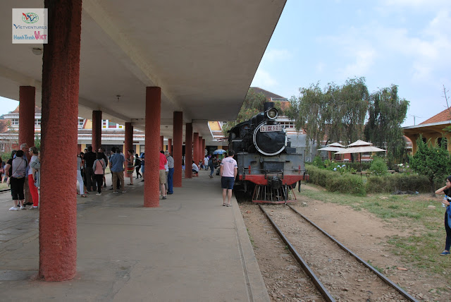 Visit Dalat Train Station