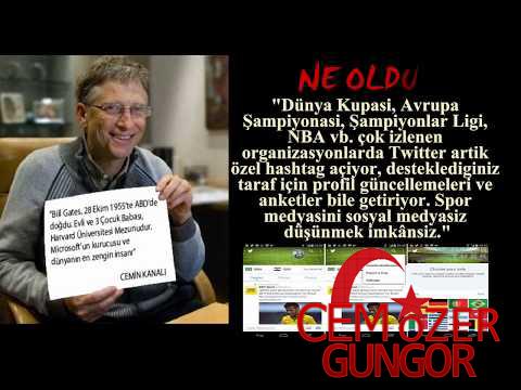 Bill Gates'in Gerçekleşen Kehanetleri(Büyük Kahin!)