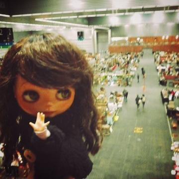 Caty basaak doll en desembalaje bilbao