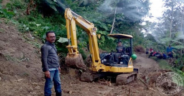 Bencana Pergerakan Tanah di Cianjur Rusak Puluhan Rumah Warga