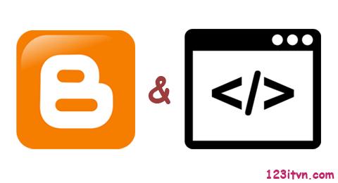 Convert mã HTML sang HTMLX để chèn vào blogspot thành công