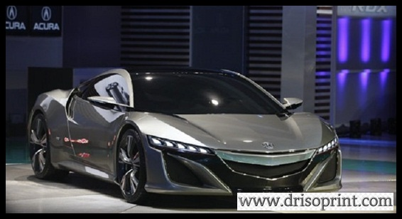 New Acura NSX Price Range