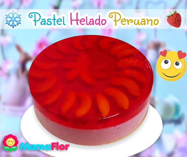 Torta Pastel Helado