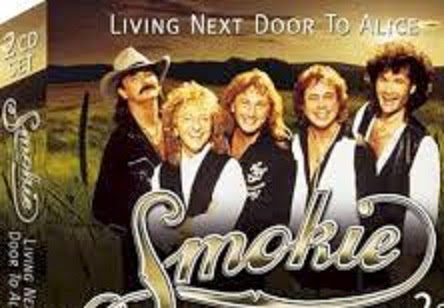 Smokie - Living next door to Alice Guitar Chords