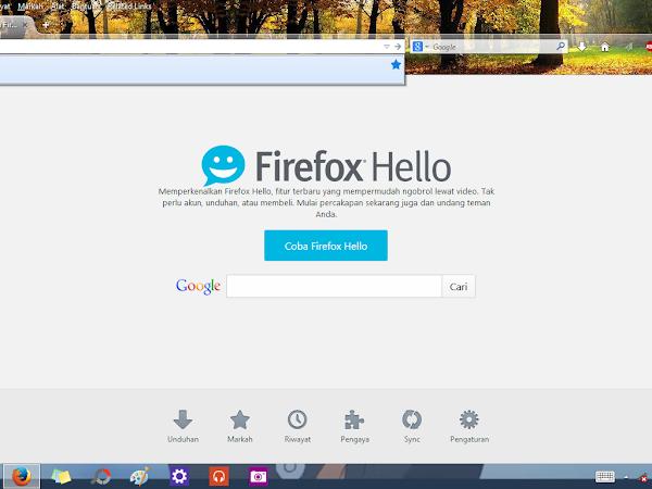 Cara Menonaktifkan Gambar Pada Firefox