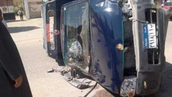 بالأسماء.. حادث مؤسف لــ 5 مجندين وضابط شرطة