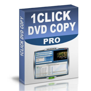 1Clik DVD Copy Pro Full Crack + Key