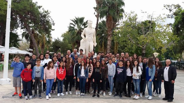 """Η Φιλαρμονική Ένωση Κέρκυρας """"Καποδίστριας"""" στο Ναύπλιο"""