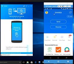 How to Transfer Files Using App SHAREit
