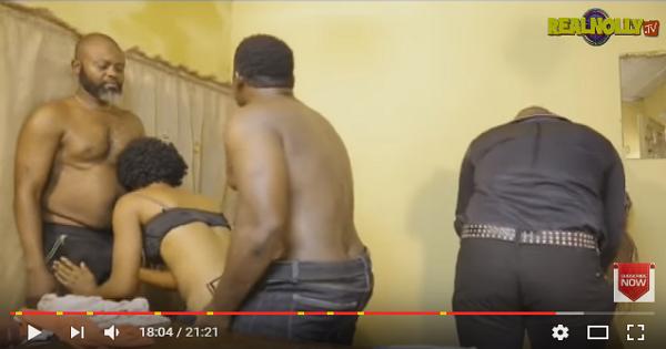 Storyofnaija Latest Nollywood Movies Erotic Saint 2 -3560