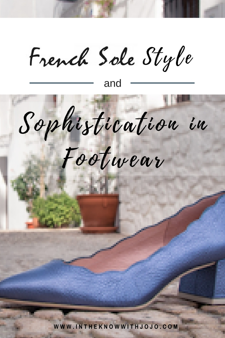 Looking for the perfect gift that for the most special woman in your life? Check out #FrenchSole great collection of shoes!