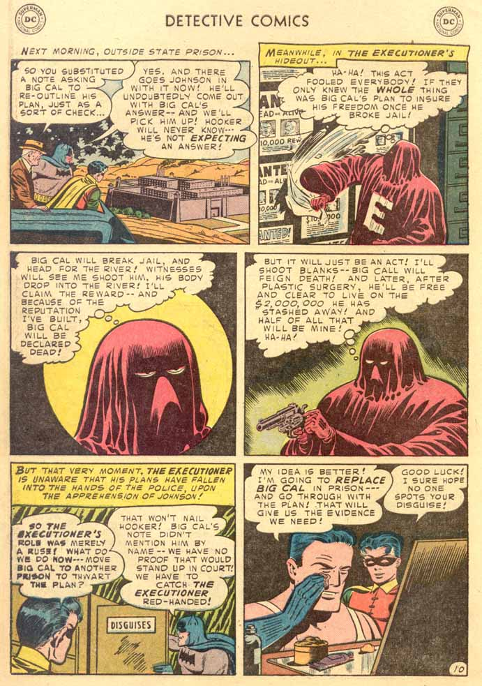 Read online Detective Comics (1937) comic -  Issue #191 - 12