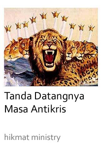 TANDA MASA ANTIKRIS