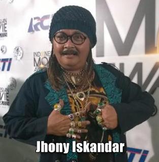 Jhony Iskandar