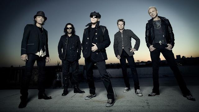 Lirik Lagu Crazy Ride ~ Scorpions