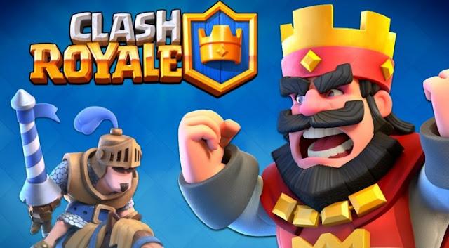 Download Clash Royale v1.6.0 hack and Mod apk