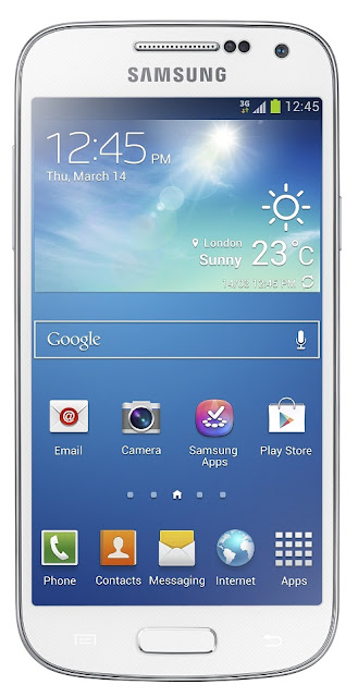 Samsung I9190 Galaxy S4 mini Specifications - Inetversal