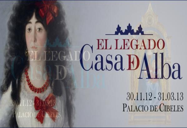 Exposición El Legado Casa de Alba. Mecenazgo al servicio del arte