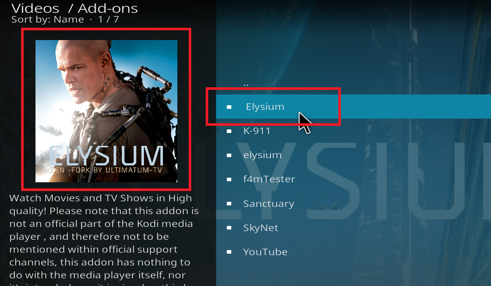 how to download tv shows on elysium