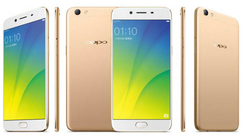 Oppo R9s Plus With 6 Inch Screen, 6 GB RAM, And 16 MP f/1.7 Camera Announced!