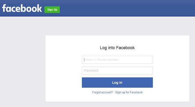 طريقة الدخول الى حساب الفيسبوك في حالة نسيان البريد الإلكتروني أو رقم الهاتف أو في حالة تغييره