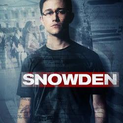 Poster Snowden 2016