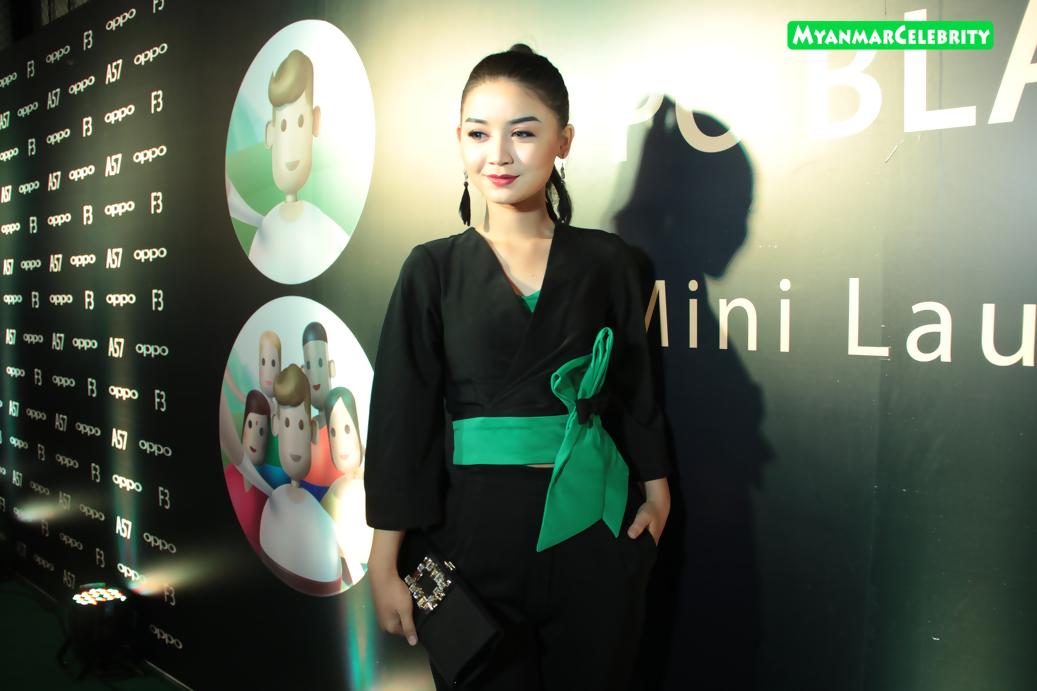 5 series myanmar celebrity