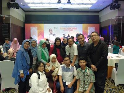 K-Link Indonesia, Foto Bersama Blogger