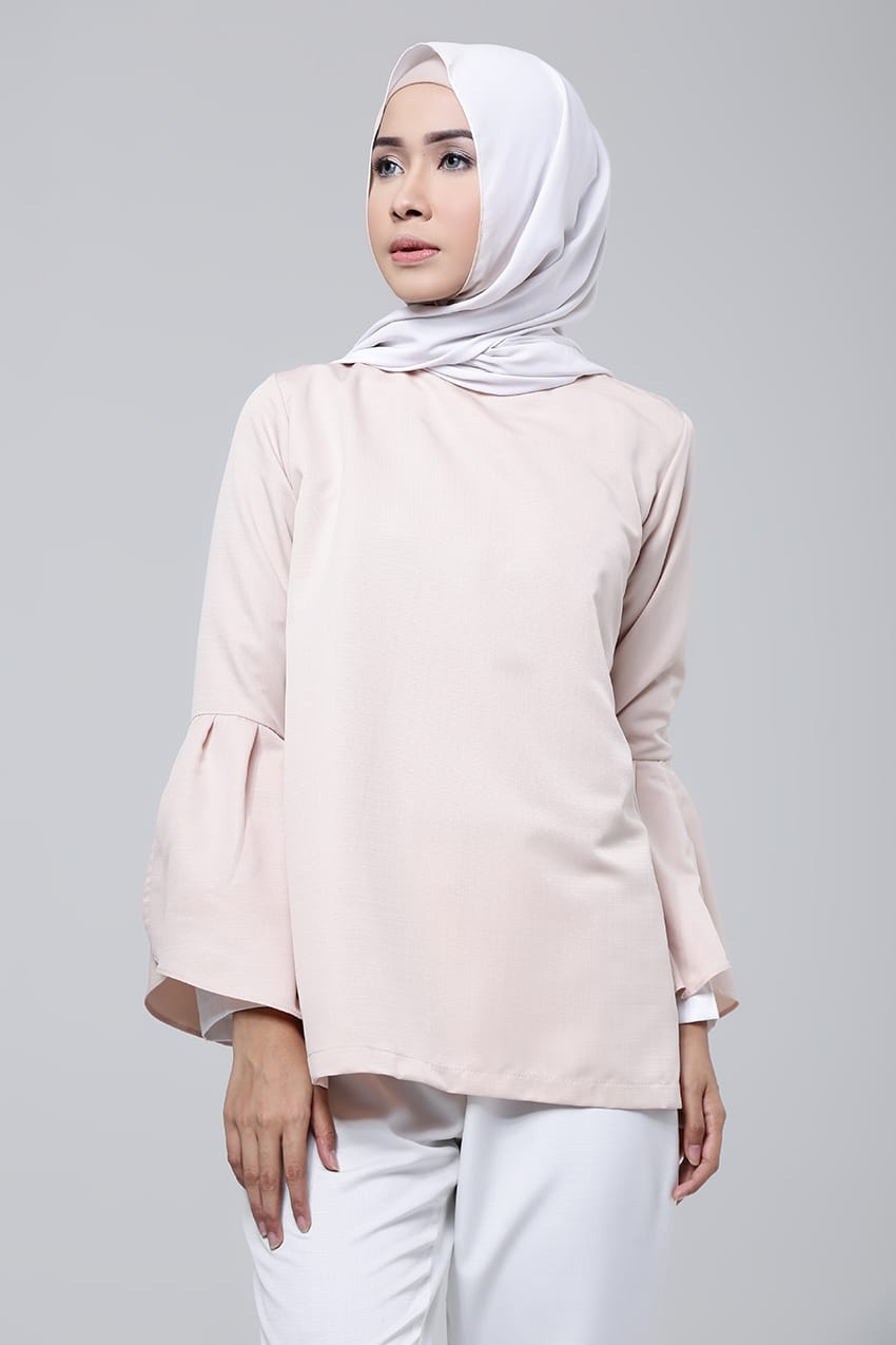 25 iBajui Atasan iWanitai Muslim Pesta iTerbarui 2019 Tutorial