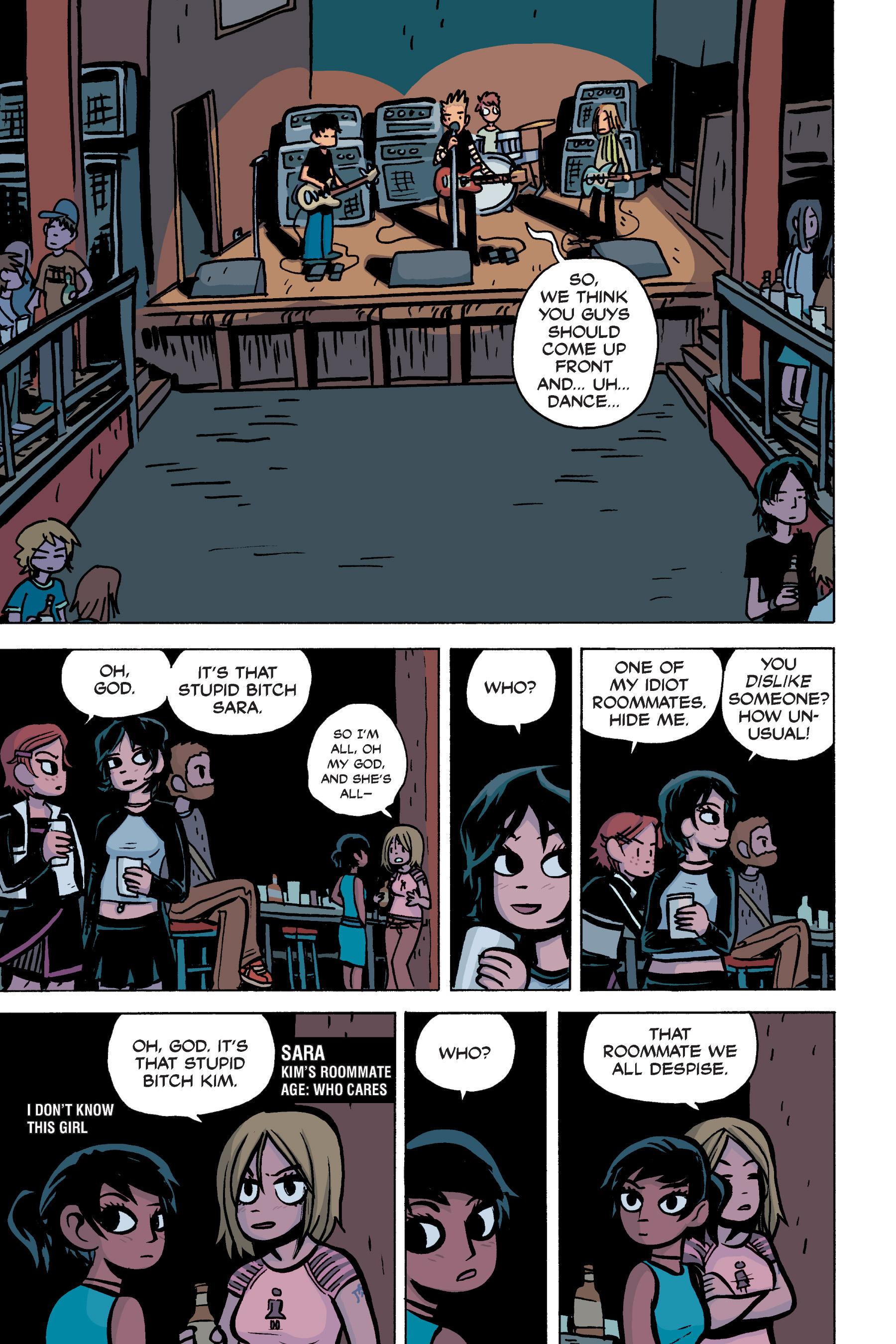 Read online Scott Pilgrim comic -  Issue #2 - 178