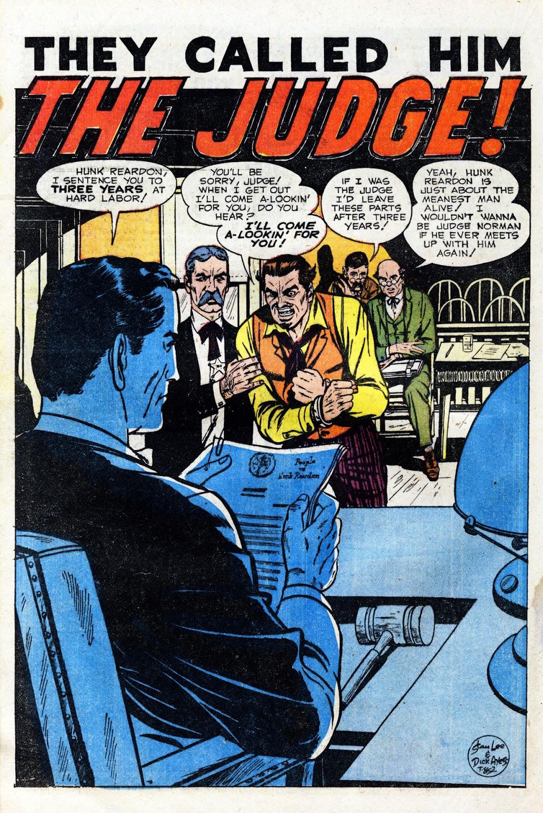 Gunsmoke Western issue 60 - Page 20