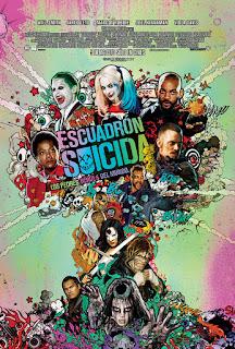 Escuadrón Suicida Poster