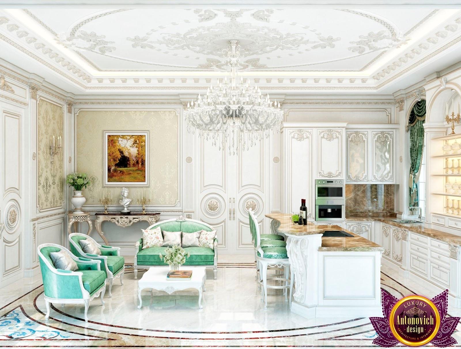 Kitchen Design Usa By Katrina Antonovich: LUXURY ANTONOVICH DESIGN UAE: февраля 2017