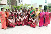 Actress Priya Anand with the Students of Shiksha Movement Event .COM 0025.jpg
