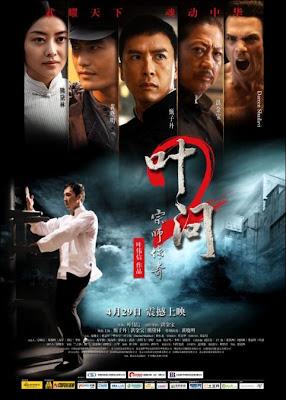 [Crítica] Ip Man 2: The legend of the grandmaster - Wilson Yip, 2010
