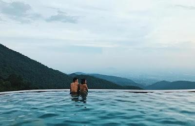 Bể bơi bốn mùa Tam Đảo