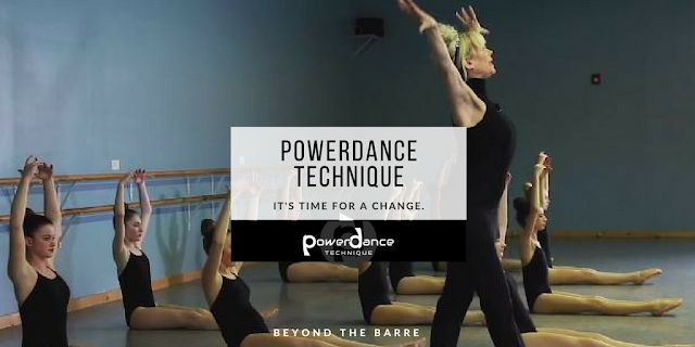 PowerDance Technique - The Change We Need
